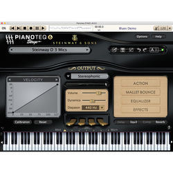 Pianoteq Pianoteq 5 Stage - Virtual Piano (Download)