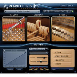 Pianoteq 5 Standard Upgrade - Virtual Piano (Download)