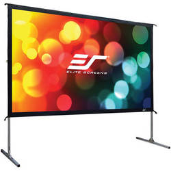 "Elite Screens Yard Master 2 Rear Projection Screen (49.0 x 87.1"")"