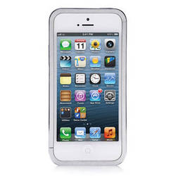 Just Mobile AluFrame Case for iPhone 5/5s (Silver)