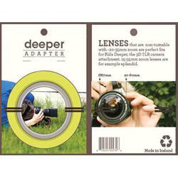Kula 55mm Deeper Lens Adapter Ring