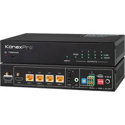 KanexPro HDBaseT 1x4 Over CAT6 Splitter
