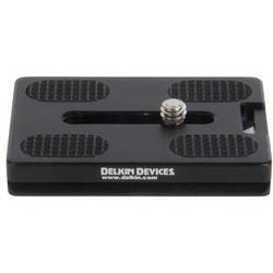 Delkin Devices Fat Gecko DSLR Camera Mount Quick Release Plate