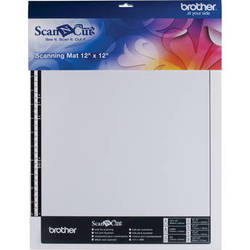 """Brother Photo Scanning Mat for CM100DM, CM250, and CM550DX ScanNCut Machines (12 x 12"""")"""
