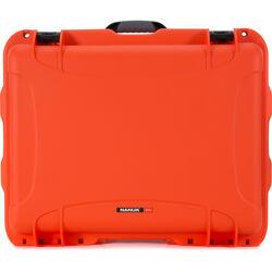 Nanuk 950 Protective Rolling Case (Orange)