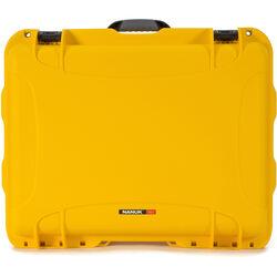 Nanuk 950 Protective Rolling Case (Yellow)