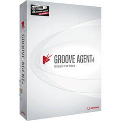 Steinberg Groove Agent 4 - Virtual Drum Workstation (Educational Discount)