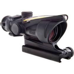 Trijicon 4x32 ACOG Dual-Illuminated Riflescope (Matte Black, 300 Blackout Green Crosshair)