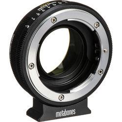Metabones Nikon F-Mount G Lens to Fujifilm X-Mount Camera Speed Booster ULTRA