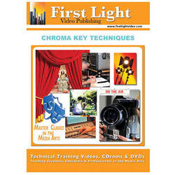 First Light Video Chroma Key Techniques Training DVD