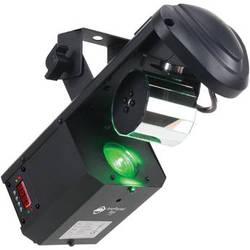 American DJ Inno Pocket Roll LED Barrel-Mirrored Scanner