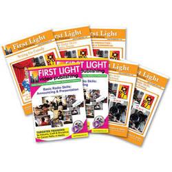 First Light Video DVD: Basic Radio Skills (10 DVDs)