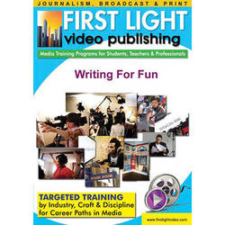 First Light Video DVD: Writing for Film