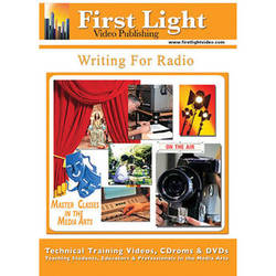 First Light Video DVD: Writing For Radio