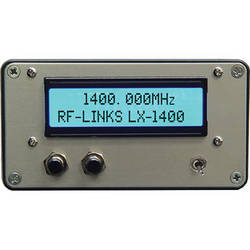 RF-Video LX-1400H Video/Audio Transmitter 1.4 GHz (NTSC, PAL)