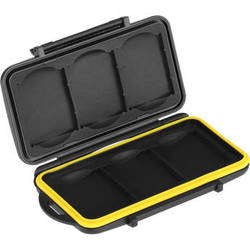 Ruggard Memory Card Case for 6 CF or CFast Cards