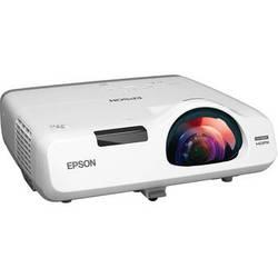 Epson PowerLite 535W 3LCD Short Throw Projector