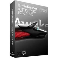 Bitdefender Antivirus for Mac (3-Users, 1-Year License, Download)