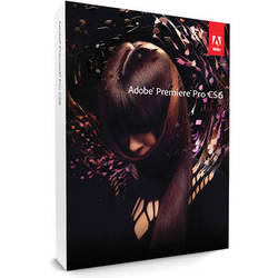 Adobe Premiere Pro CS6 (Student Edition, Download)