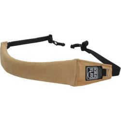 Porta Brace HB-40DVCAM Suede Shoulder Strap with CamC & Swivel Hook Clips