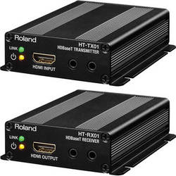 Roland HDBaseT Transmitter and Receiver Set