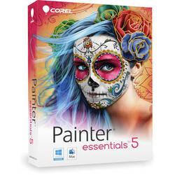Corel Painter Essentials 5 (DVD)