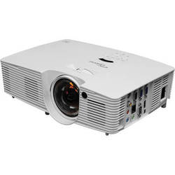 Optoma Technology W316ST Short-Throw DLP Multimedia Projector