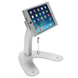 CTA Digital Anti-Theft Security Kiosk Stand for iPad mini