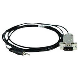 Magenta Voyager 3.5mm to DB9 Male Serial Cable for MV500S Receiver (6')