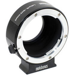 Metabones Leica R Lens to Micro Four Thirds Lens Mount Adapter II (Black)