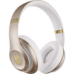 Beats by Dr. Dre Studio Wireless Headphones (Gold)