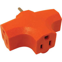 SPARK 3-Outlet T-Tap Adapter