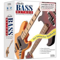 eMedia Music Bass Method v2 - Beginner Bass Guitar Lessons for Windows (Download)