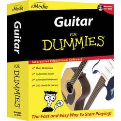 eMedia Music Guitar For Dummies v2 - Beginner Guitar Lessons for Mac (Download)