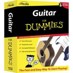 eMedia Music Guitar For Dummies v2 - Beginner Guitar Lessons for Windows (Download)