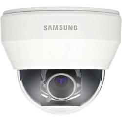 Samsung Beyond Series 1000 TVL Dome Camera with 3-10mm Lens (NTSC, Ivory)