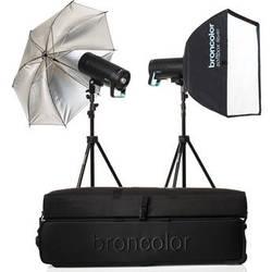 Broncolor Siros 800 S WiFi/RFS 2.1 Expert 2-Light Kit