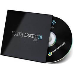 Sorenson Media Squeeze Desktop 10 Pro Upgrade from Squeeze 9 Lite (Download)