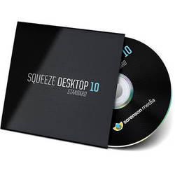 Sorenson Media Squeeze Desktop 10 Standard Upgrade from Squeeze 8 or 8.5 (EDU/GOV Pricing, Download)