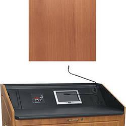 "Middle Atlantic L5 Turret Lectern Wood Finishing Kit for Presenter's Panel Frame (Traditional, Honey Maple, 43"" width)"