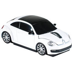 Automouse VW The Beetle 2.4 GHz Wireless Mouse (White)