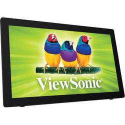 """ViewSonic TD2740 27"""" Full HD Projected Capacitive Touch Monitor"""