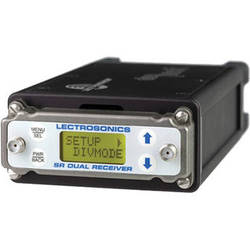 Lectrosonics Duopack Rechargeable Battery Pack for SR/SR5P Receivers