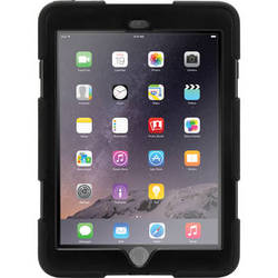 Griffin Technology Survivor All-Terrain Case with Stand for iPad Air 2 (Black/Black)