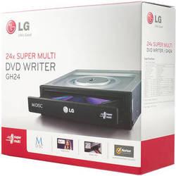 LG Internal 24x Super Multi DVD Rewriter with M-Disc Support