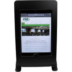 FSR iPad mini Table Mount with Rotate & Tilt Options (Black)