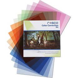 "Rosco Color Correction Filter Kit (12 x 12"")"