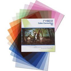 "Rosco Color Correction Filter Kit (20 x 24"")"