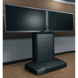 """Middle Atlantic VTC Video Cart for 56-70"""" Dual Displays"""