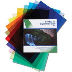 """Rosco Digital After Dark Filter Kit (12 x 12"""")"""